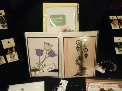 Handmade cards by Susy Holgate